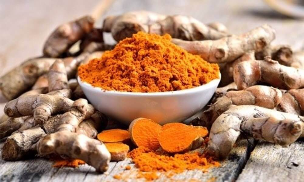 Turmeric vs gingivitis