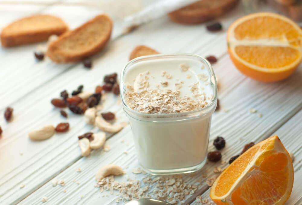 Enjoy nutritious vegan smoothies