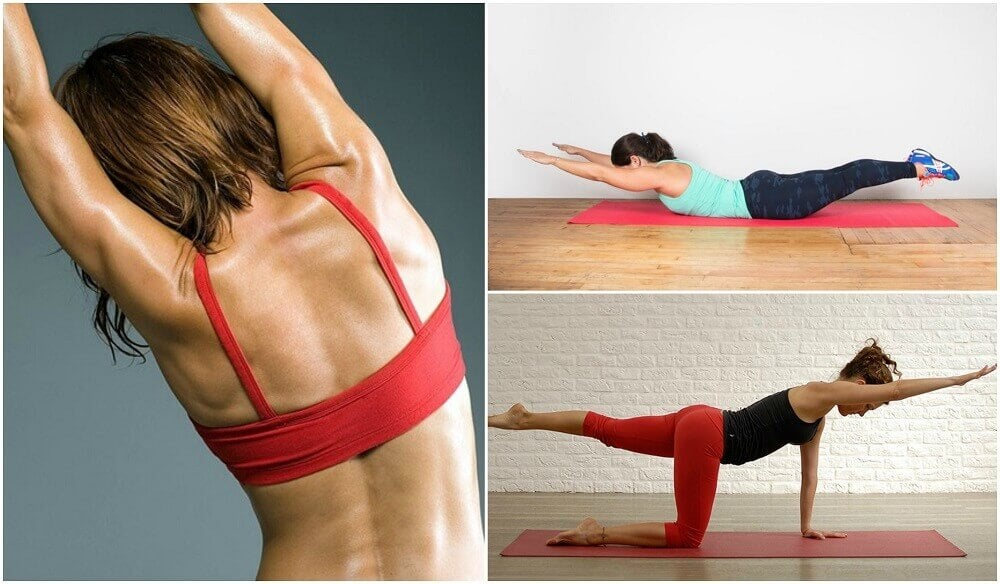 5 Weight-Free Exercises for Your Back