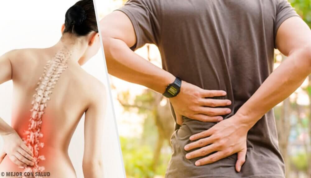 6 Health Problems that Cause Back Pain