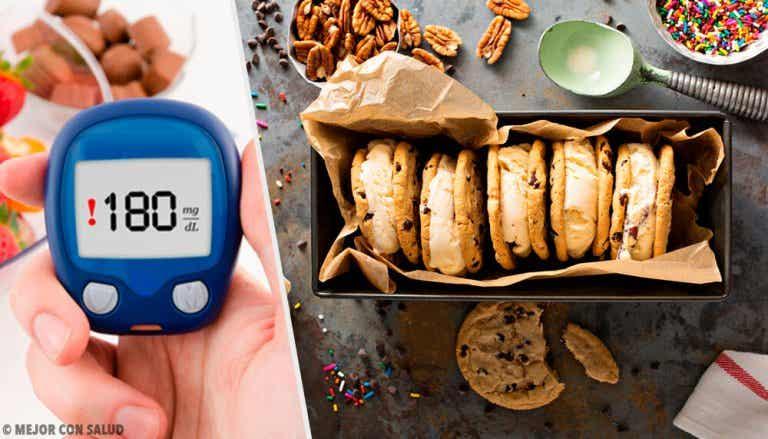 Four Desserts for Diabetics