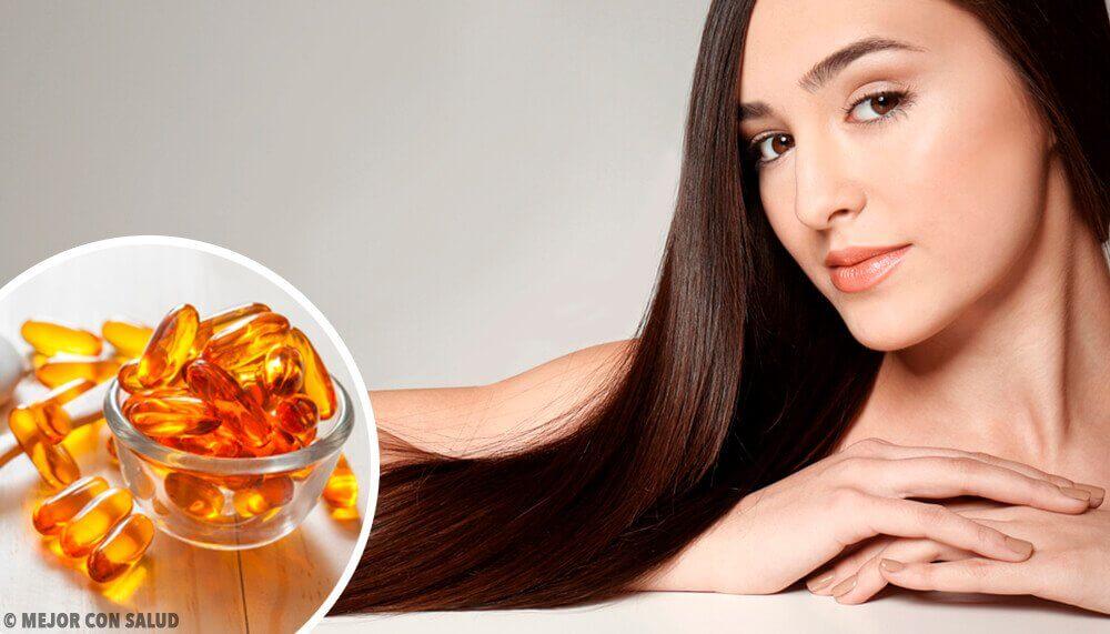 6 Key Vitamins for Hair Growth