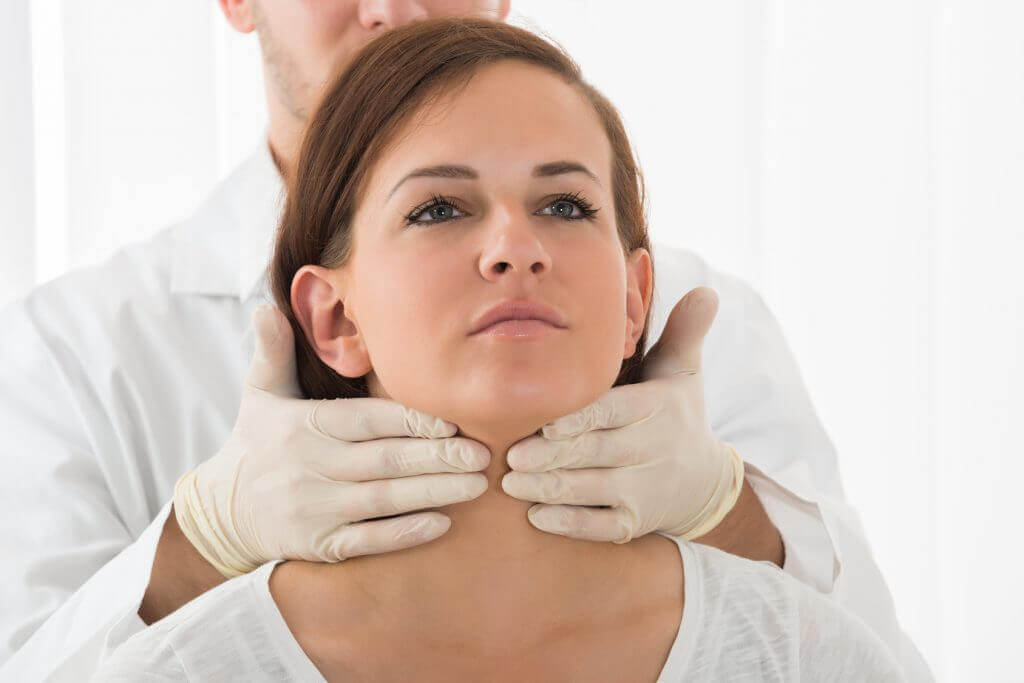 Symptoms of hypothyroidism