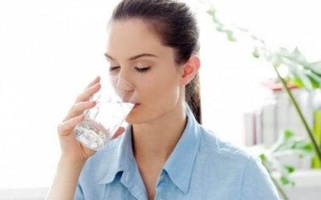 Excessive thirst