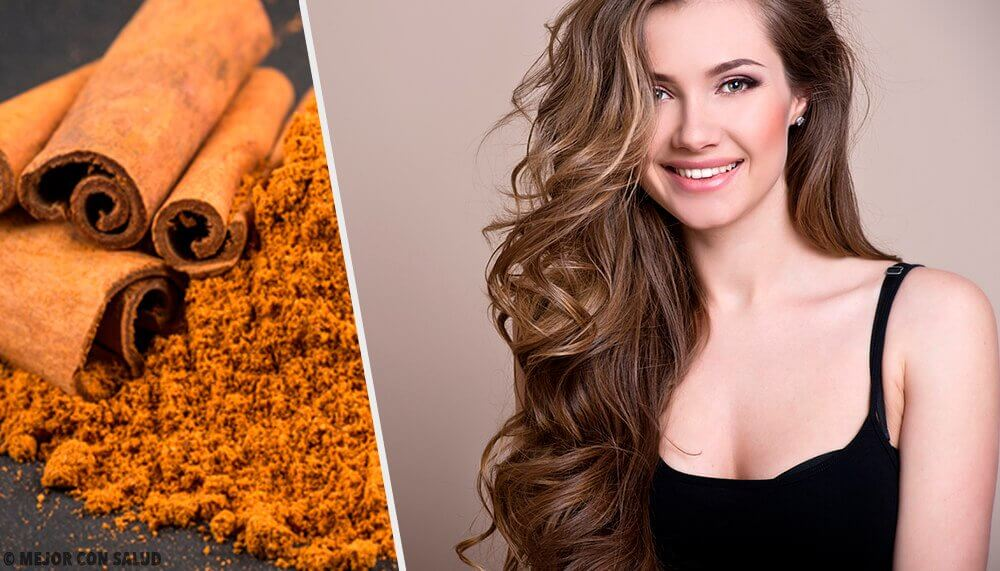 4 Cinnamon Hair Masks for Beautiful And Healthy Hair