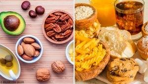 good versus bad carbohydrates