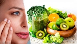 fruits to fight dry cracked skin