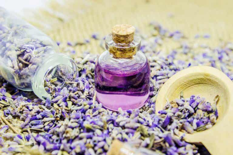 How to make and use lavender oil