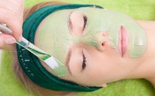 Masks to obtain a radiant face instantly