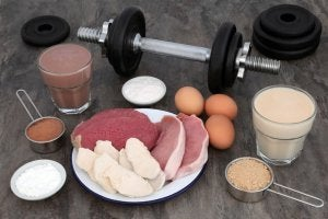 Other tips to increase muscle