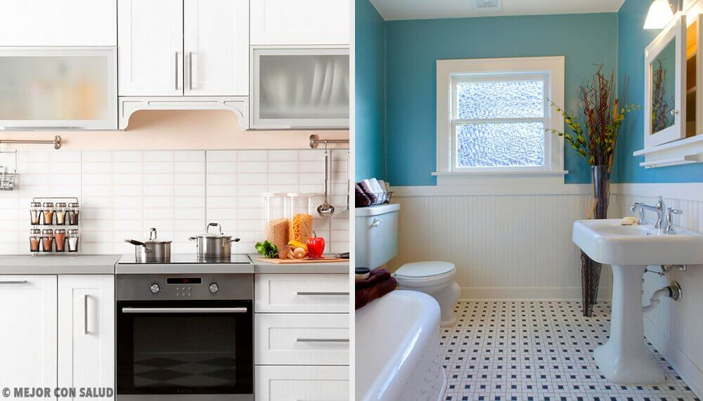 Home Remedies for an Odorless Kitchen and Bathroom