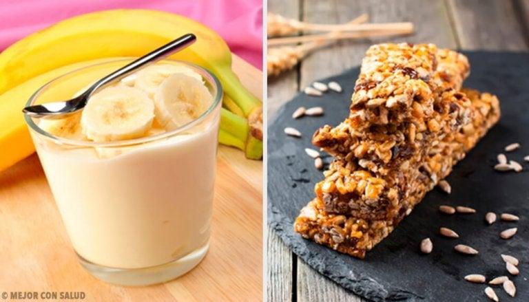 Ten Breakfast Recipes to Help You Get in Shape