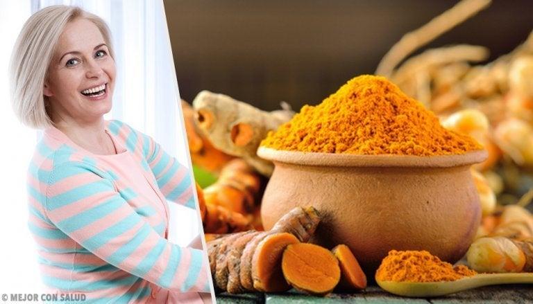 7 Benefits of Turmeric for Menopause Symptoms