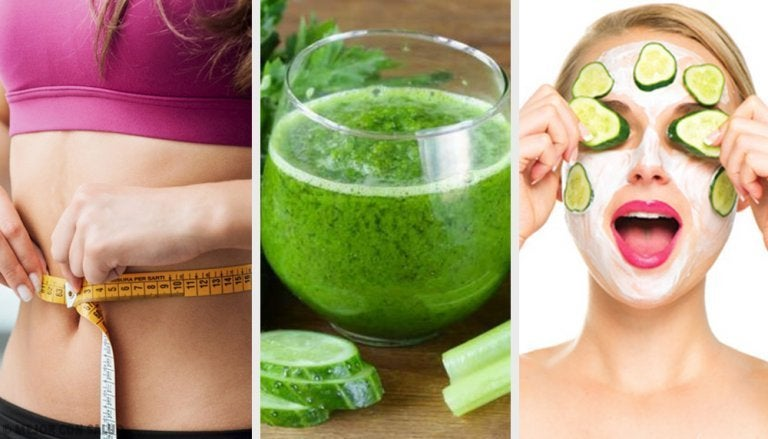 Reasons to Drink Cucumber Juice
