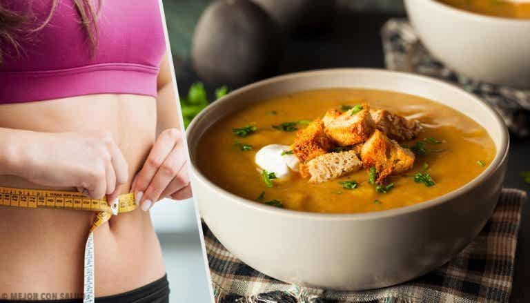 Discover the Fat-Burning Soup Diet