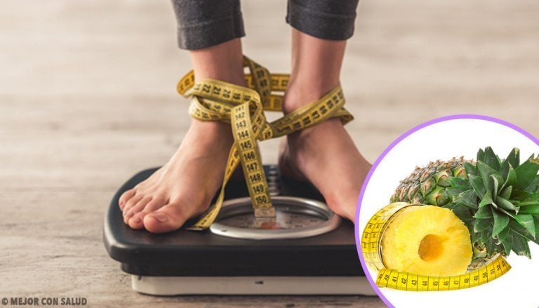 Lose Weight Every Day with Pineapple Rind