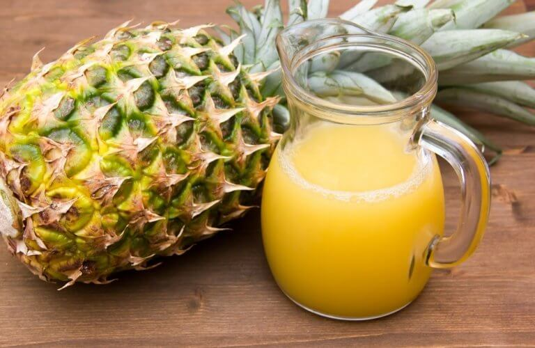 Fight cholesterol with pineapple rind
