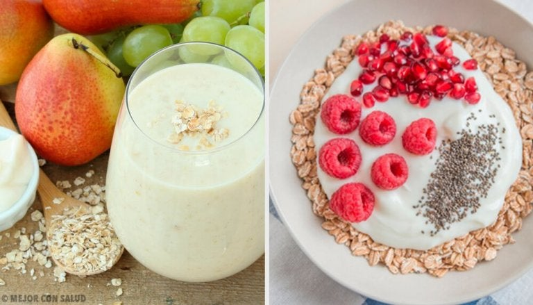 Four Oatmeal Breakfast Ideas to Speed Up Metabolism