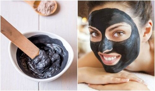 Black Face Mask to Get Rid of Blackheads and Impurities
