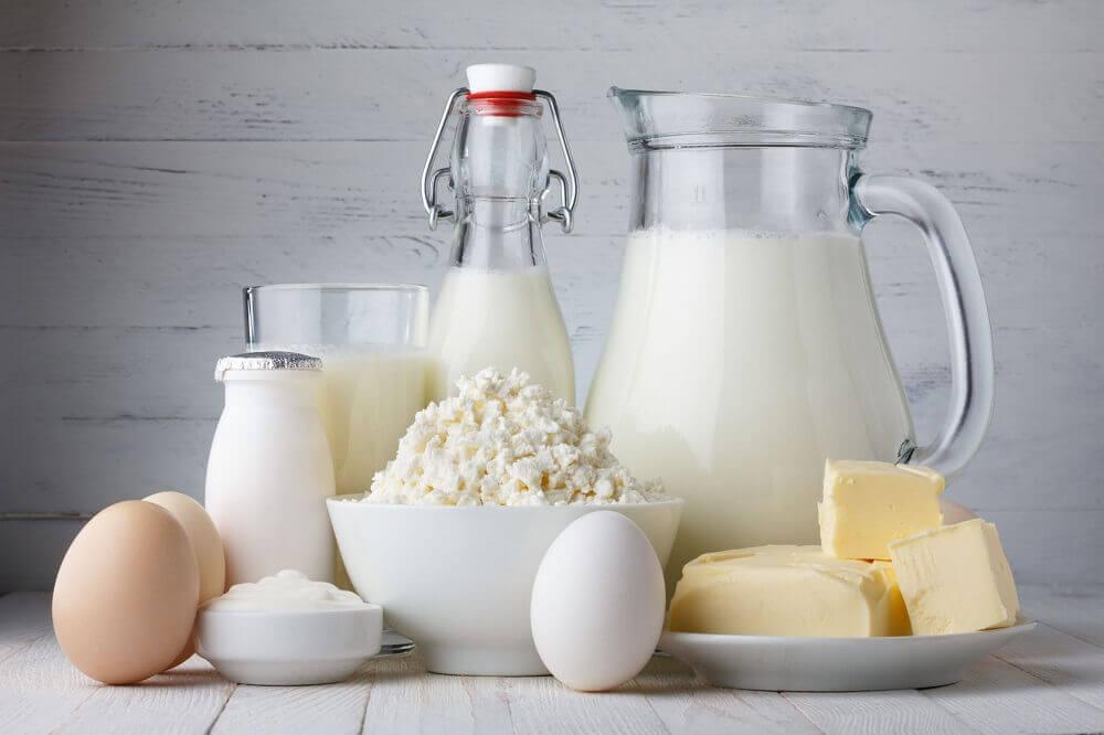 유제품 염증이 있을 때 피해야 할 8가지 음식