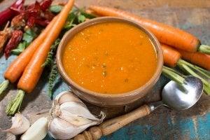 detox soup to balance potasium