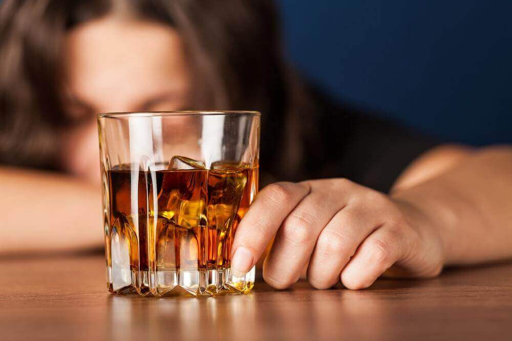 Drinking alcohol on an empty stomach may not be good for you.