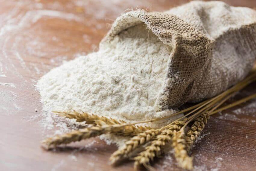 정제 밀가루 염증이 있을 때 피해야 할 8가지 음식