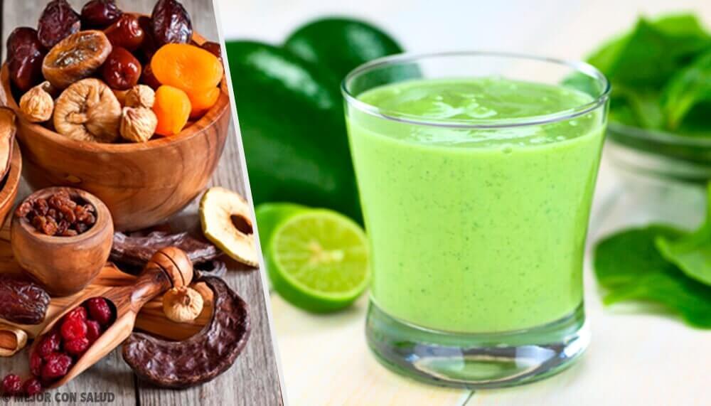 Apprenez à faire des smoothies verts sains et nutritifs