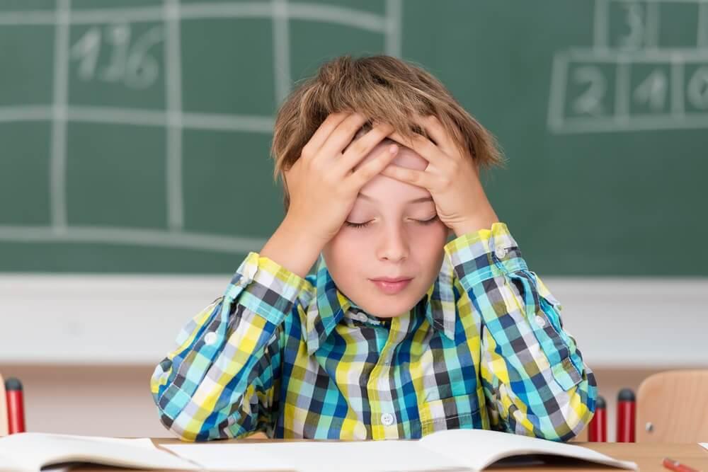 아이 두통 수막염 증상