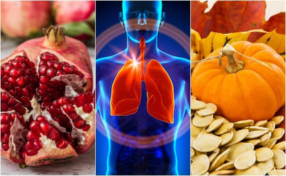 6 Foods to Help You Boost Lung Function