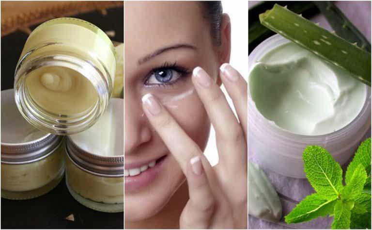 Five Natural Eye Creams for Healthy Skin