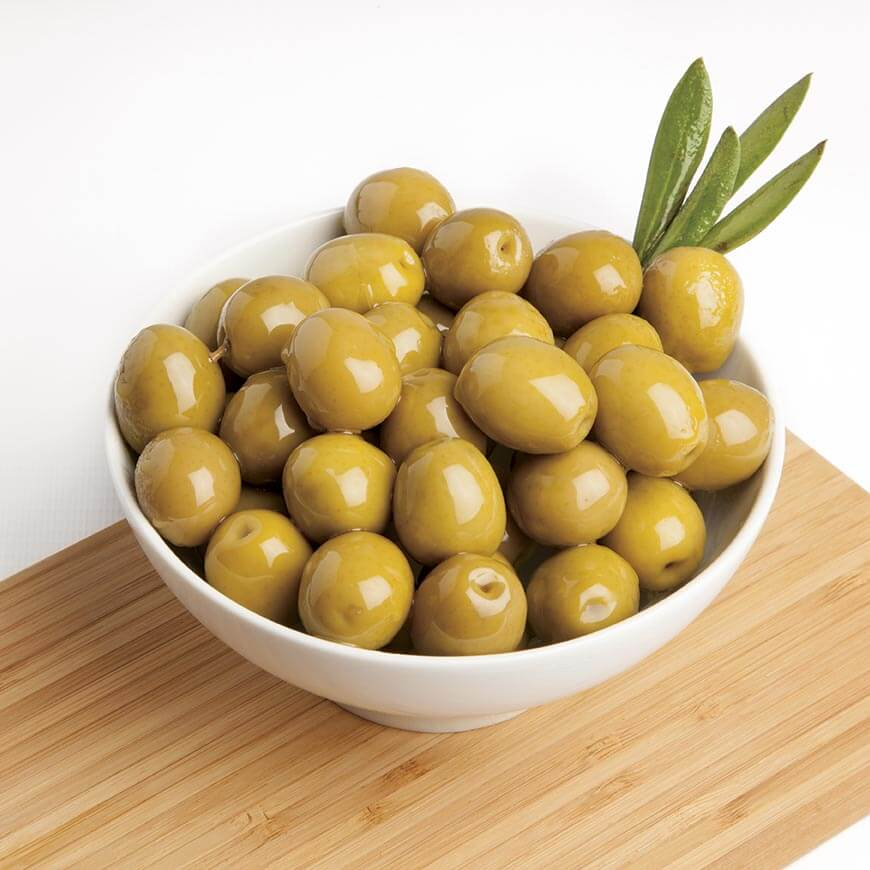 Ketogenic diet with olives to lose weight