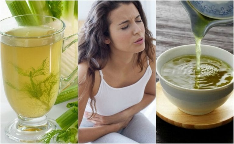 5 Plant-Based Teas for Fighting Indigestion