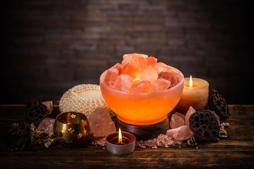 5 Benefits of Himalayan Salt Lamps