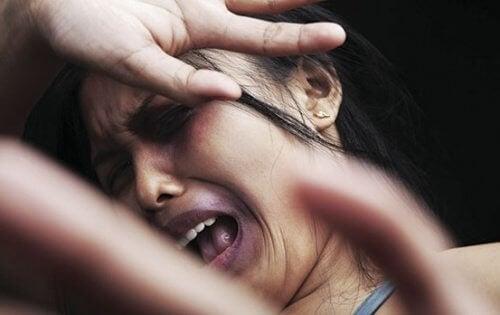 가정 폭력의 장기 후유증