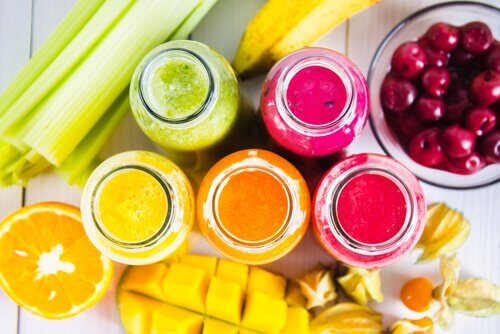Colorful Smoothie Recipes for Every Day of the Week