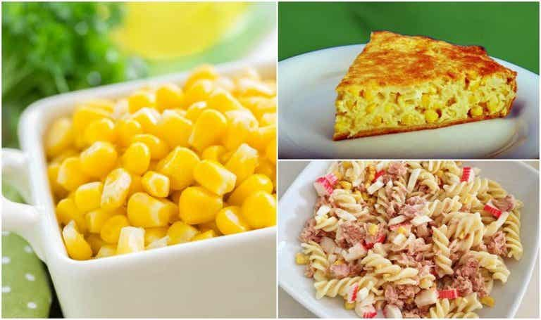 5 Delicious Sweet Corn Dishes