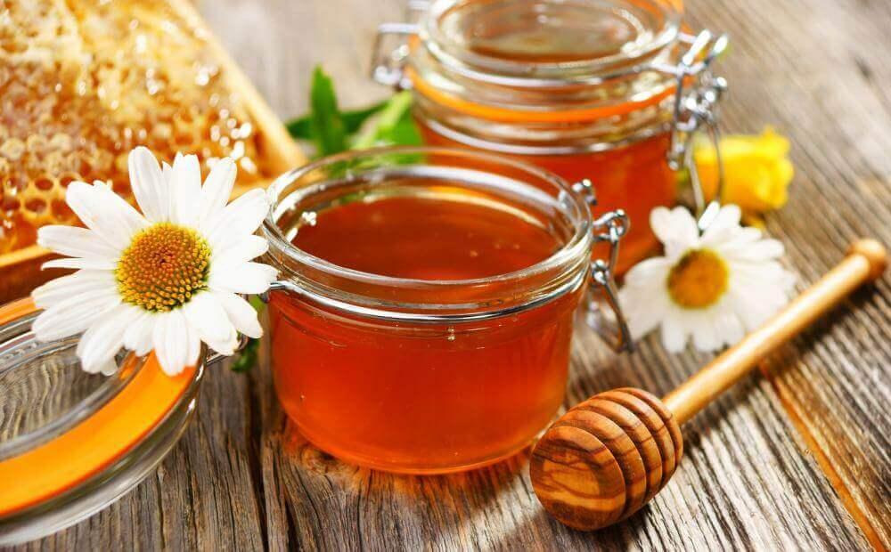 강황 마스크 꿀