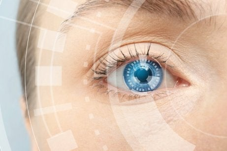 When blood sugar levels are too high it can lead to vision problems