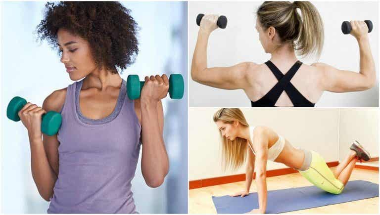 5 Exercises to Tone Your Arms Without Going to the Gym