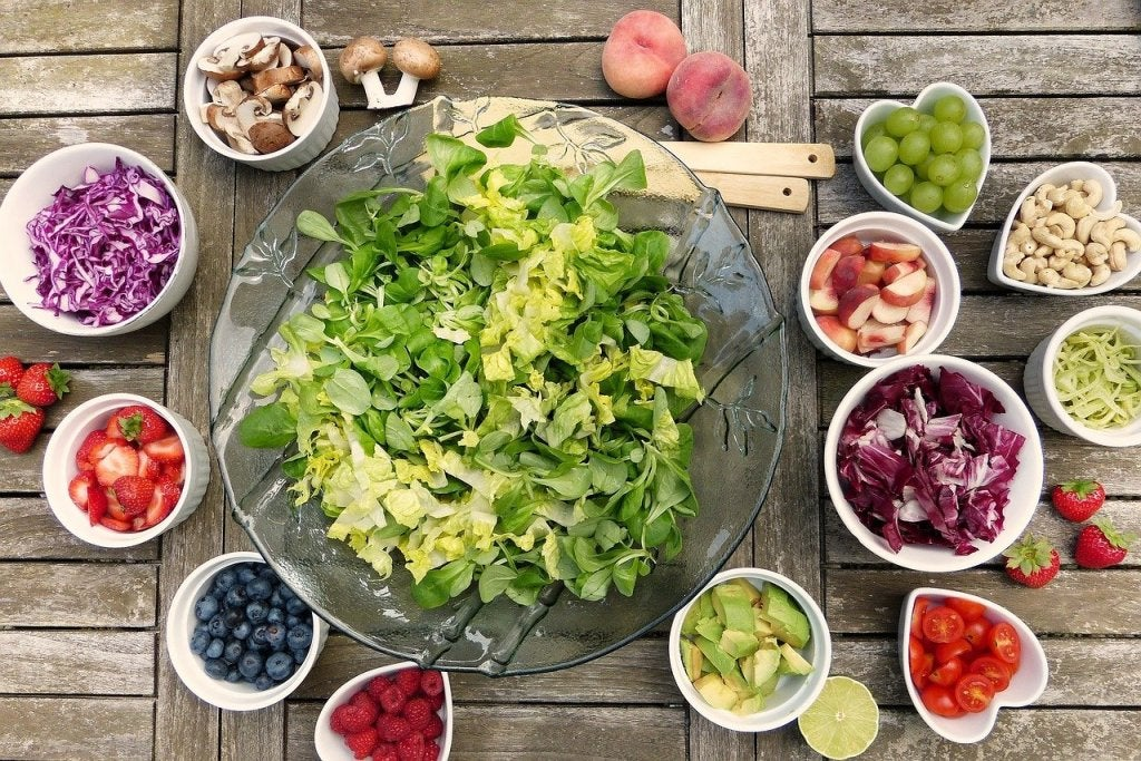 6 Quick and Easy Salads