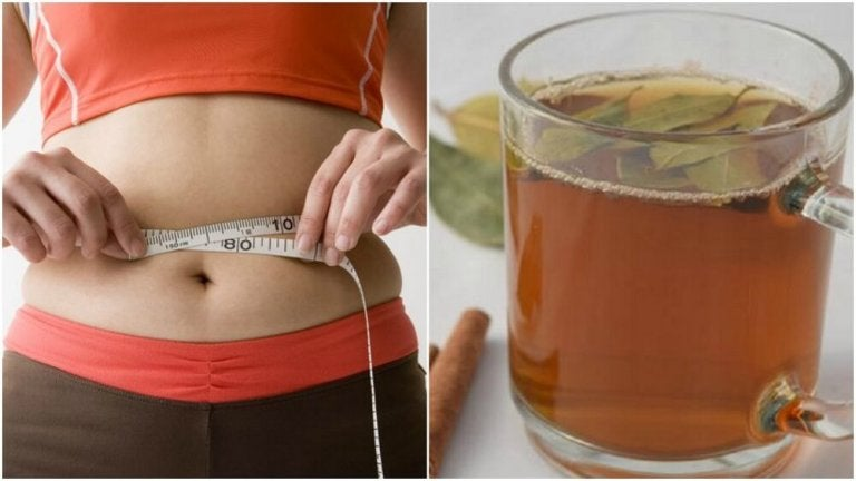 Take Inches off Your Waist with this Tea