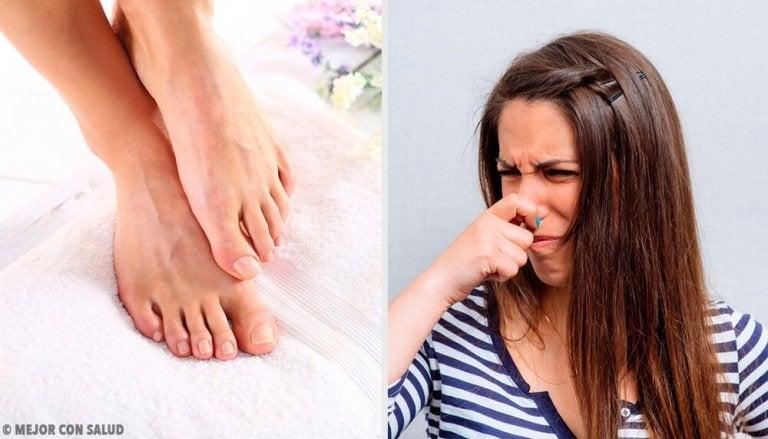 11 Ways to Eliminate Foot Odor