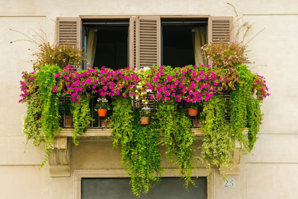 14 Mini Urban Gardens to Bring Harmony to Your Balcony