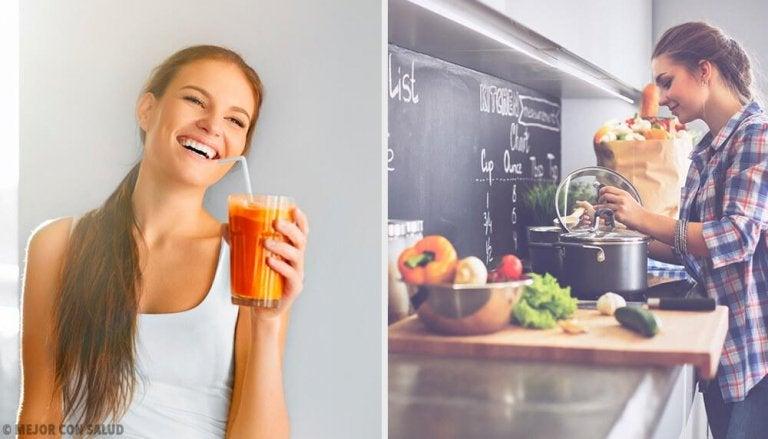 Three Habits to Detoxify Your Body Constantly