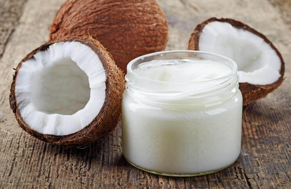 Coconut oil.