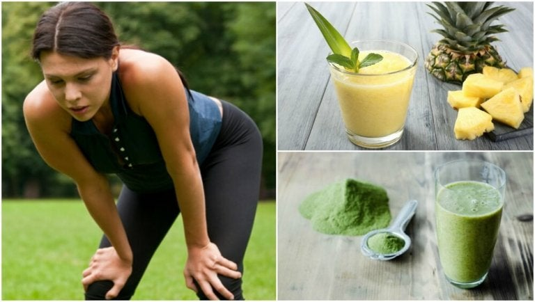 5 Smoothies to Overcome Muscle Fatigue