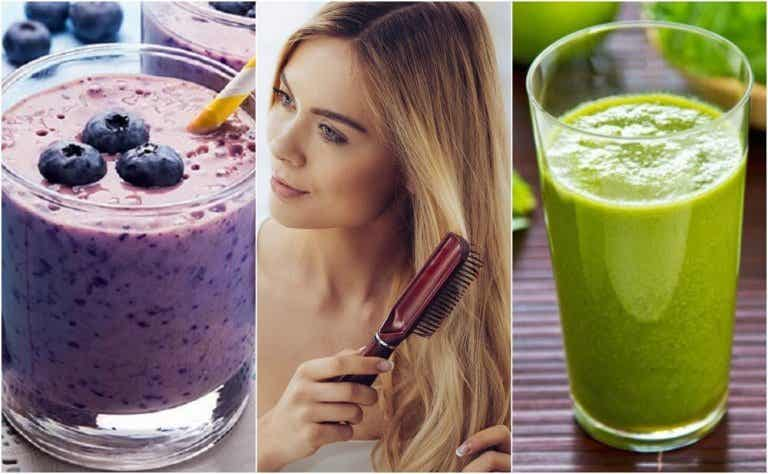 5 Smoothies That Will Strengthen and Nourish Your Hair