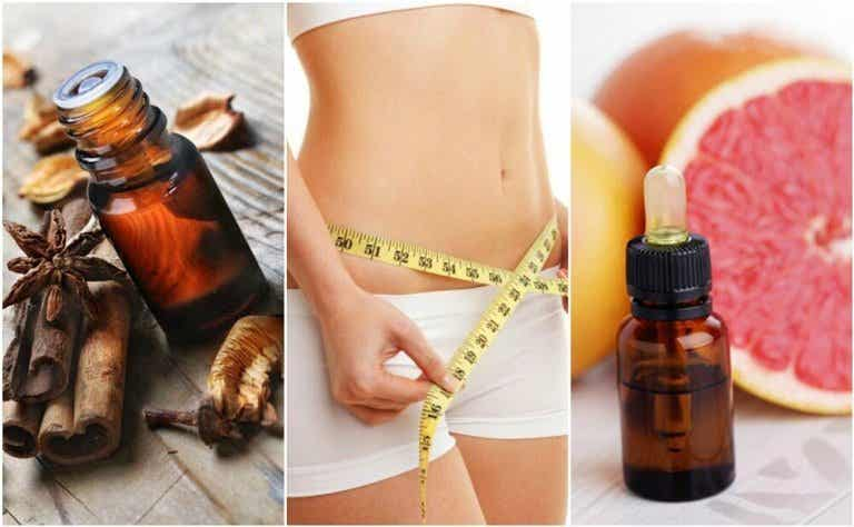 Six Essential Oils That Promote Weight Loss