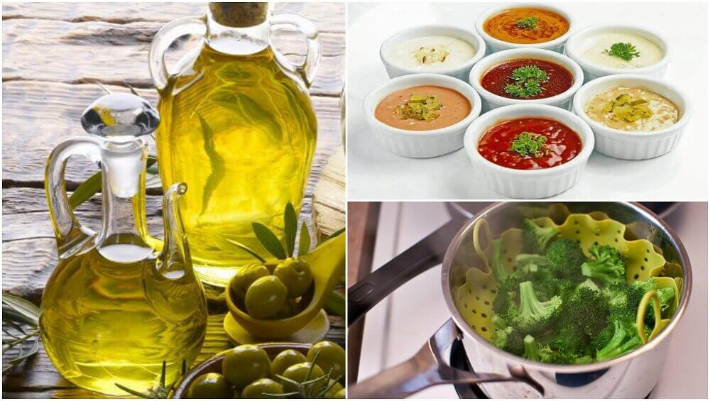 6 Cooking Tricks to Reduce Your Cholesterol Consumption